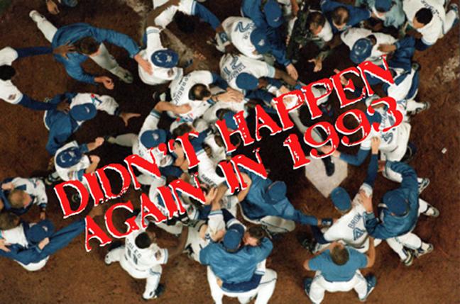 Blue Jays 1993