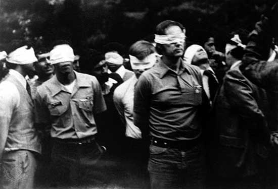 Iran Hostage Crisis 1979- Hostages