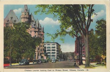 Ottawa postcard.